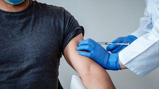 Impfstoff-Test