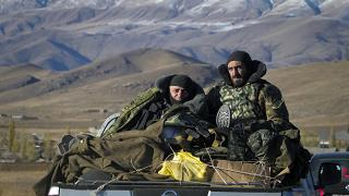 Putin verkündet Waffenstillstand für Berg-Karabach