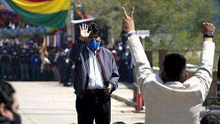 Evo Morales kehrt nach Bolivien zurück