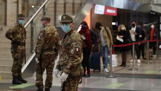 Virus Outbreak Europe