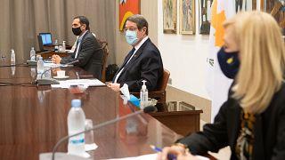 Σύσκεψη Προέδρου Δημοκρατίας με επιδημιολογική ομάδα