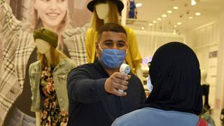 قيود لاحتواء فيروس كورونا