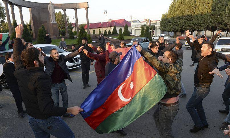 Aydin Mammedov/AP