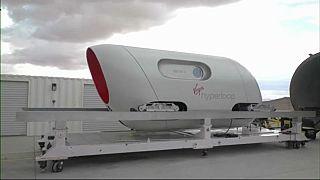 Επιτυχημένη η πρώτη δοκιμαστική μεταφορά με Hyperloop