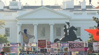 White House, Washington DC, November 9, 2020.