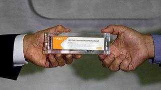 معرفی واکسن مقابله با کرونا توسط فرماندار سائوپائولو