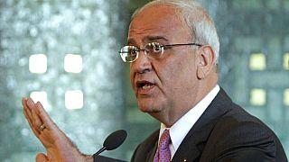 Saeb Erekat, longtime spokesman for the Palestinians, dies at 65