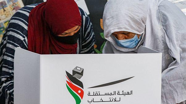 انتخابات في الأردن