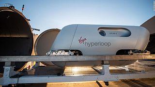 Virgin Hyperloop kapsülü