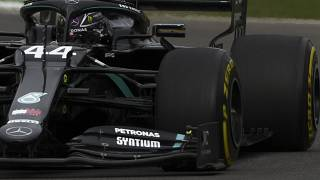 Lewis Hamilton tavalyi autója