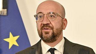 Avrupa Konseyi Başkanı Charles Michel