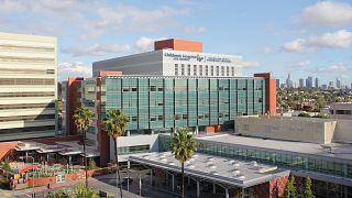 Kinderkrankenhaus Los Angeles, USA