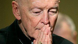 Il cardinale Theodore McCarrick