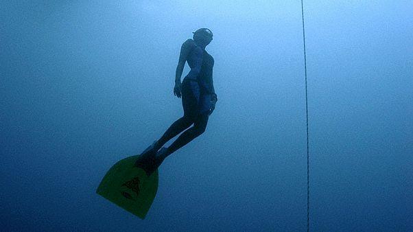 الغوص الحر