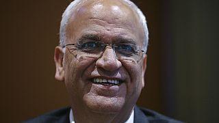 Filistin Kurtuluş Örgütü (FKÖ) Yürütme Konseyi Genel Sekreteri Saib Ureykat, 65 yaşında Covid-19'dan hayatını kaybetti