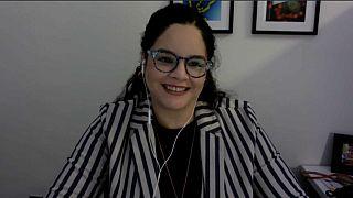 Xiomara Mercado, doctora en virología e investigadora en la Universidad de Pensilvania
