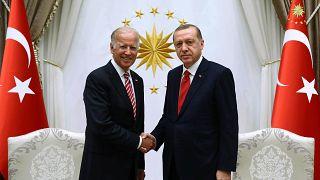 انتخاب بايدن يفقد إردوغان خط تواصل مباشر مع واشنطن