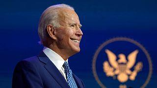 ABD'nin seçilmiş başkanı Joe Biden