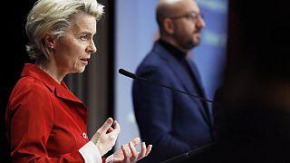 Avrupa Birliği Komisyonu Başkanı Ursula von der Leyen