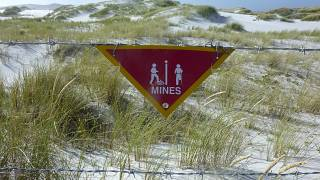Nearly 40 years after the Falklands War, the territory has been declared free of landmines.