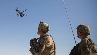 نظامیان آمریکا در افغانستان