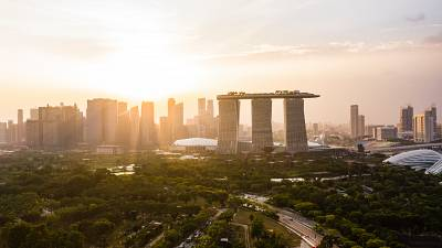 Since gaining independence in 1965, Singapore has transformed itself to a city famed for its green innovation.