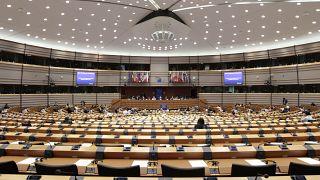 پارلمان اروپا در بروکسل
