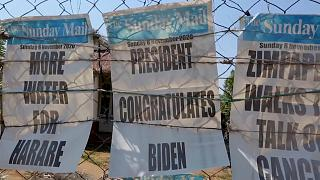 A mix of hope and uncertainty: Africa reacts to Biden's election
