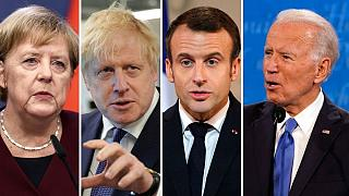 گفتوگوی رهبران اروپایی با رئیس جمهور منتخب آمریکا