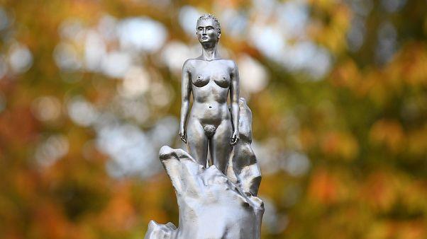 Pourquoi la pionnière du féminisme britannique Mary Wollstonecraft est-elle représentée nue?