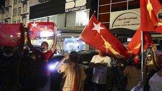 انتخابات تشريعية في ميانمار