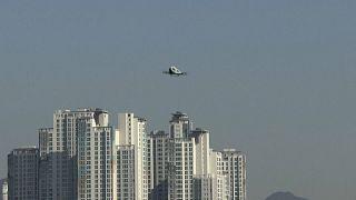 سيارة النقل العمومية الطائرة التي تسوّق لها حكومة كوريا الجنوبية
