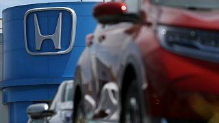 Japon otomobil firması Honda