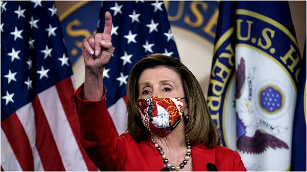 نانسي بيلوسي رئيسة مجلس النواب