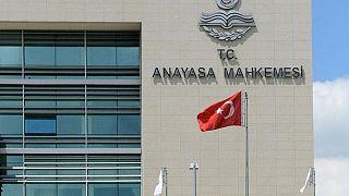 Anayasa Mahkemesi - Ankara