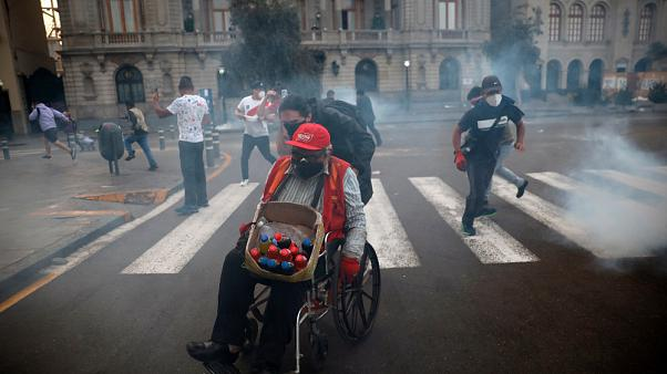 Covid-19 und politische Krise: Warum Peru einen neuen Präsidenten hat