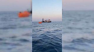 Инцидент в Средиземном море