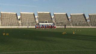 AFCON 2022: Tunisia prepare ahead of Tanzania tie