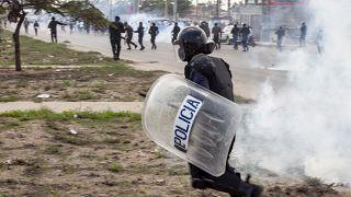 Violência em Luanda