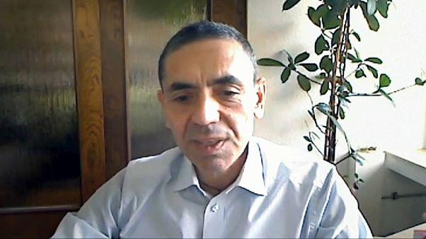 Uğur Şahin, CEO BioNTech