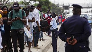 Angolan police block anti-government protests before they even start