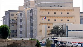 It is the second attack targeting French interests in Jeddah, following a stabbing last month.