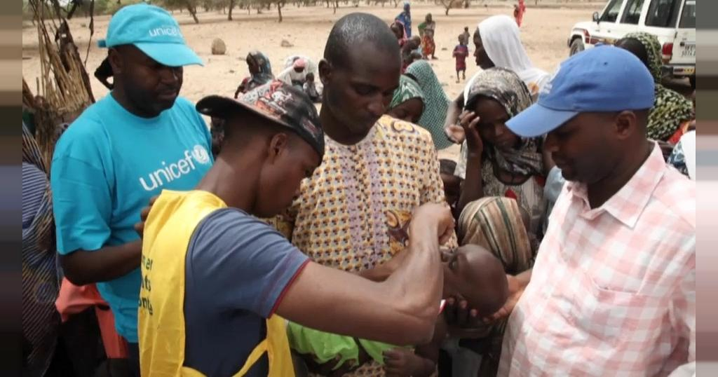 WHO, UNICEF issue alert on low polio, measles vaccinations