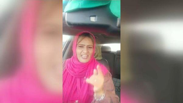 المحامية والناشطة الليبية حنان البرعصي