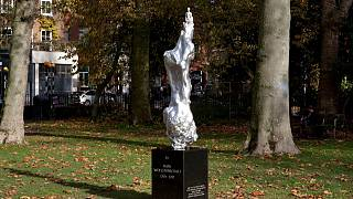Feminizmin öncülerinden Mary Wollstonecraft'ın Londra'da açılan anıtı