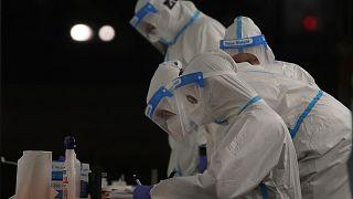 Europe virus outbreak