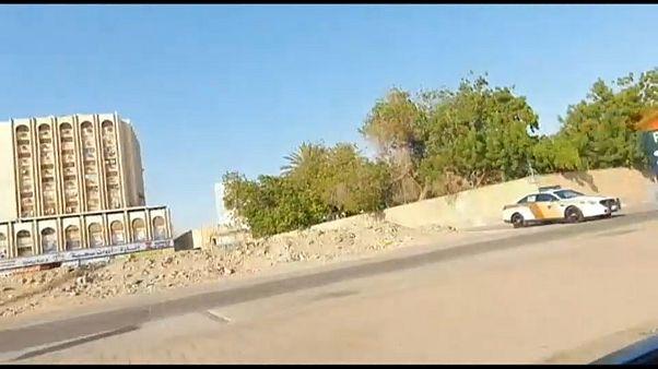 Aux abords du cimetière non-musulman de Jeddah