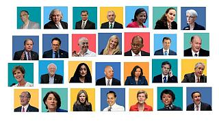 Mögliche Kandidaten für Bidens neues Kabinett