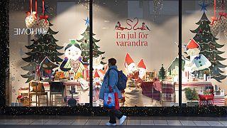 Stockholm am 10. November 2020