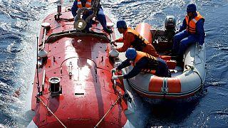 اکتشافهای زیر دریای چین در دریای چین جنوبی